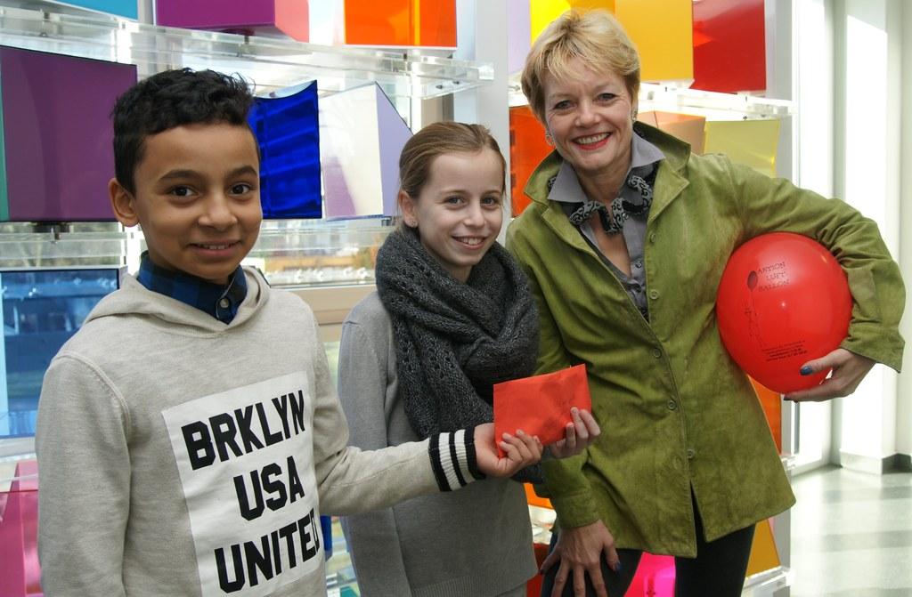 Im Bild: Gerno Belo da Silva Bemberg Tehle, Nina Schuchardt und Susanne Thywissen