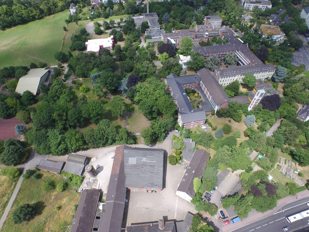 Bauverein kauft Alexianer-Gelände