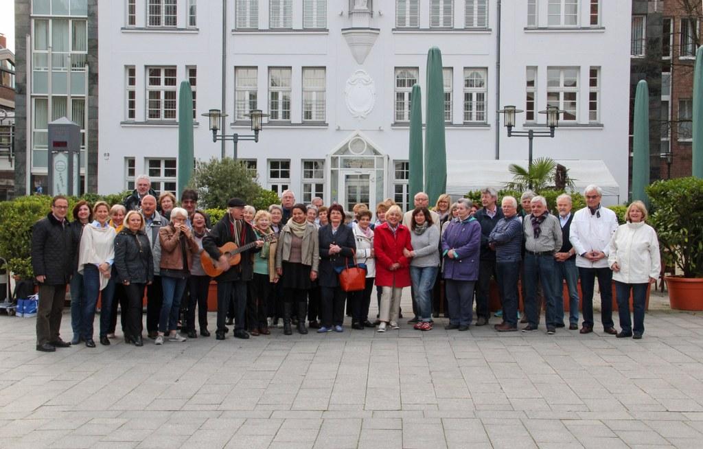 Bürgermeister Reiner Breuer besucht Châlons-en-Champagne