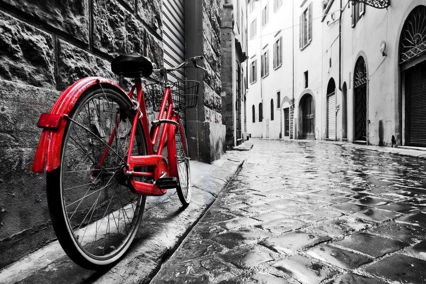 Fahrradversteigerung im Rathaus