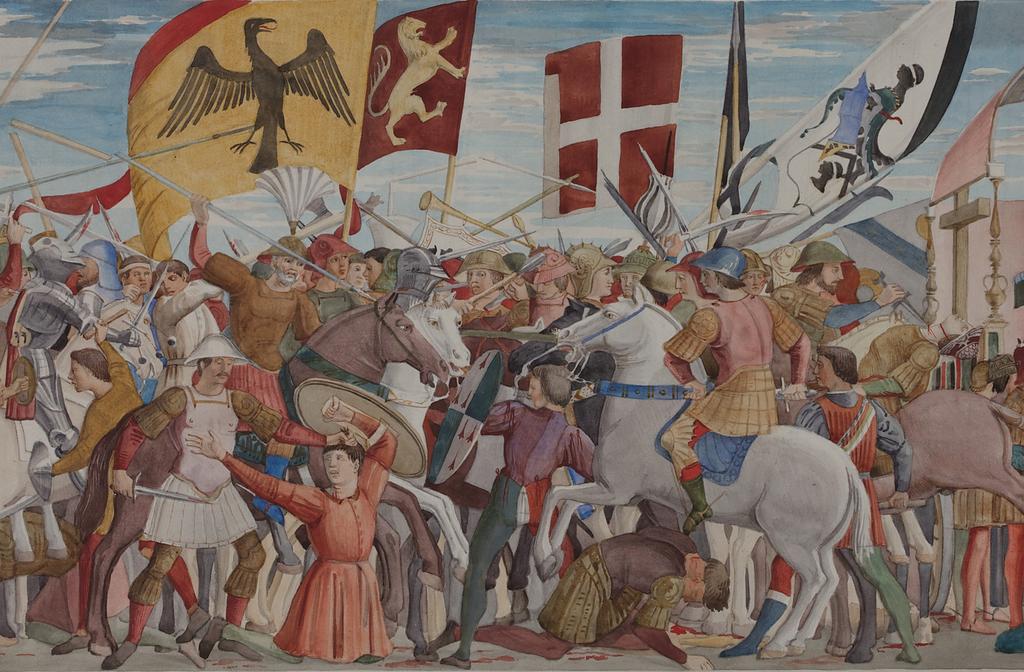 Italien so nah - Johann Anton Ramboux (1790-1866)