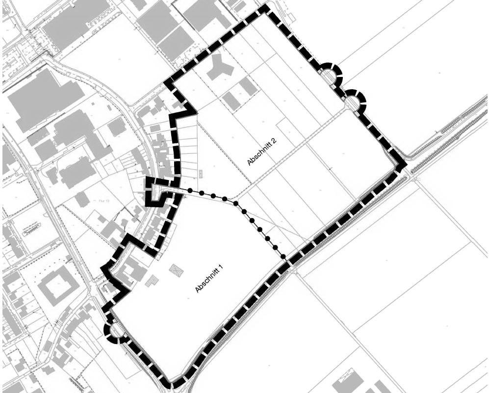 Bebauungsplan Allerheiligen - Kuckhof
