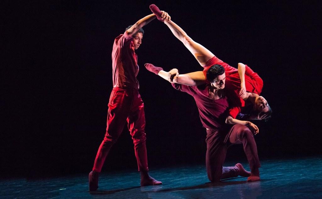 Die Compagnia Aterballetto eröffnet Internationale Tanzwochen Neuss