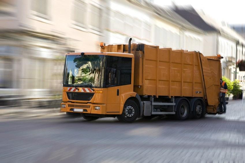 Geänderte Müllabfuhr wegen Feiertag