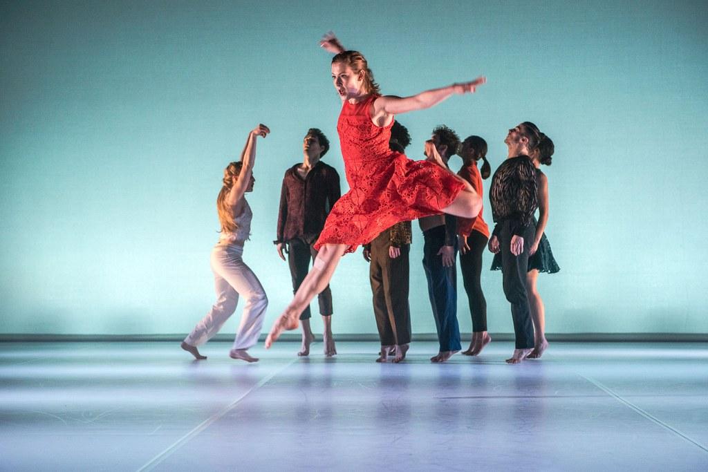 Scottish Dance Theatre, Photo by NN