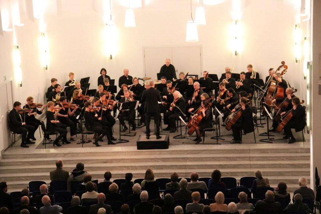Sinfonia im Zeughaus