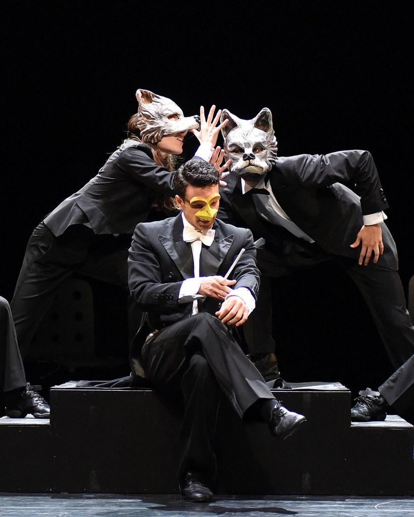 GAUTHIER DANCE/Malasangre, Foto Regina Brocke