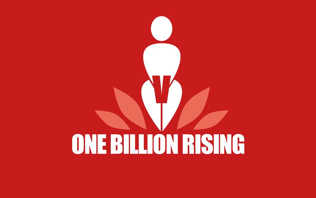 """Flashmob """"One billion rising"""""""