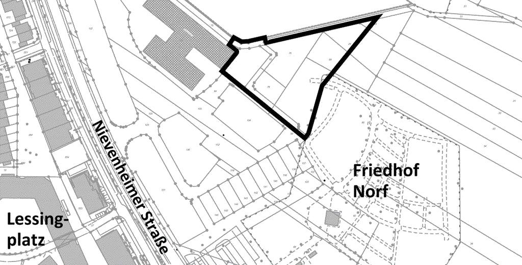 Kita Nievenheimer Straße in Planung