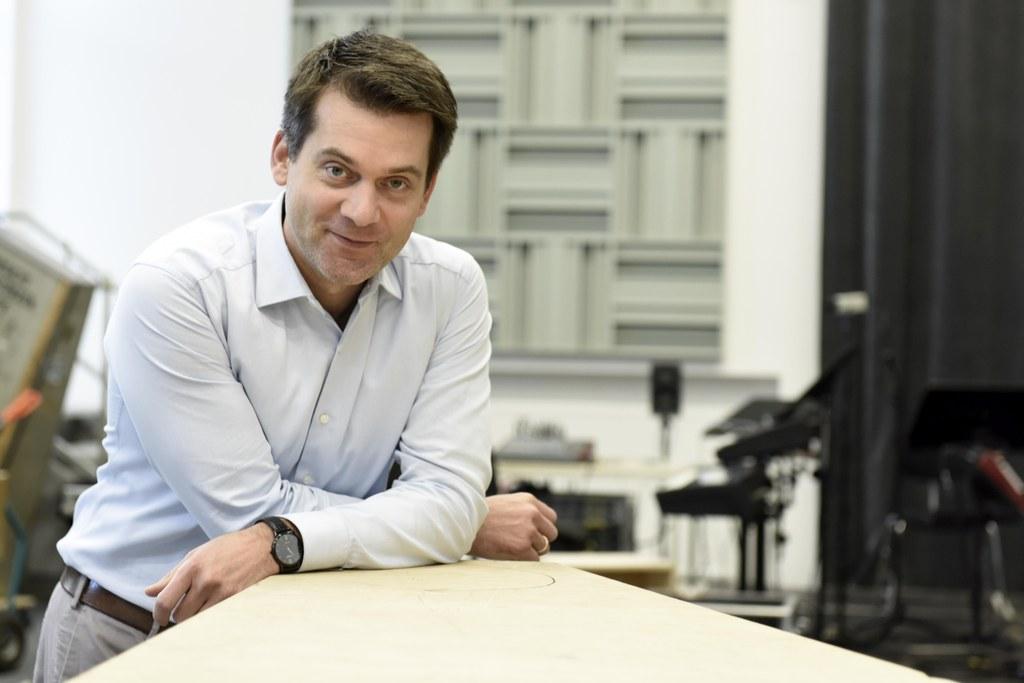 Der neue Kulturamtsleiter Dr. Benjamin Reissenberger, Foto Andreas Fischer
