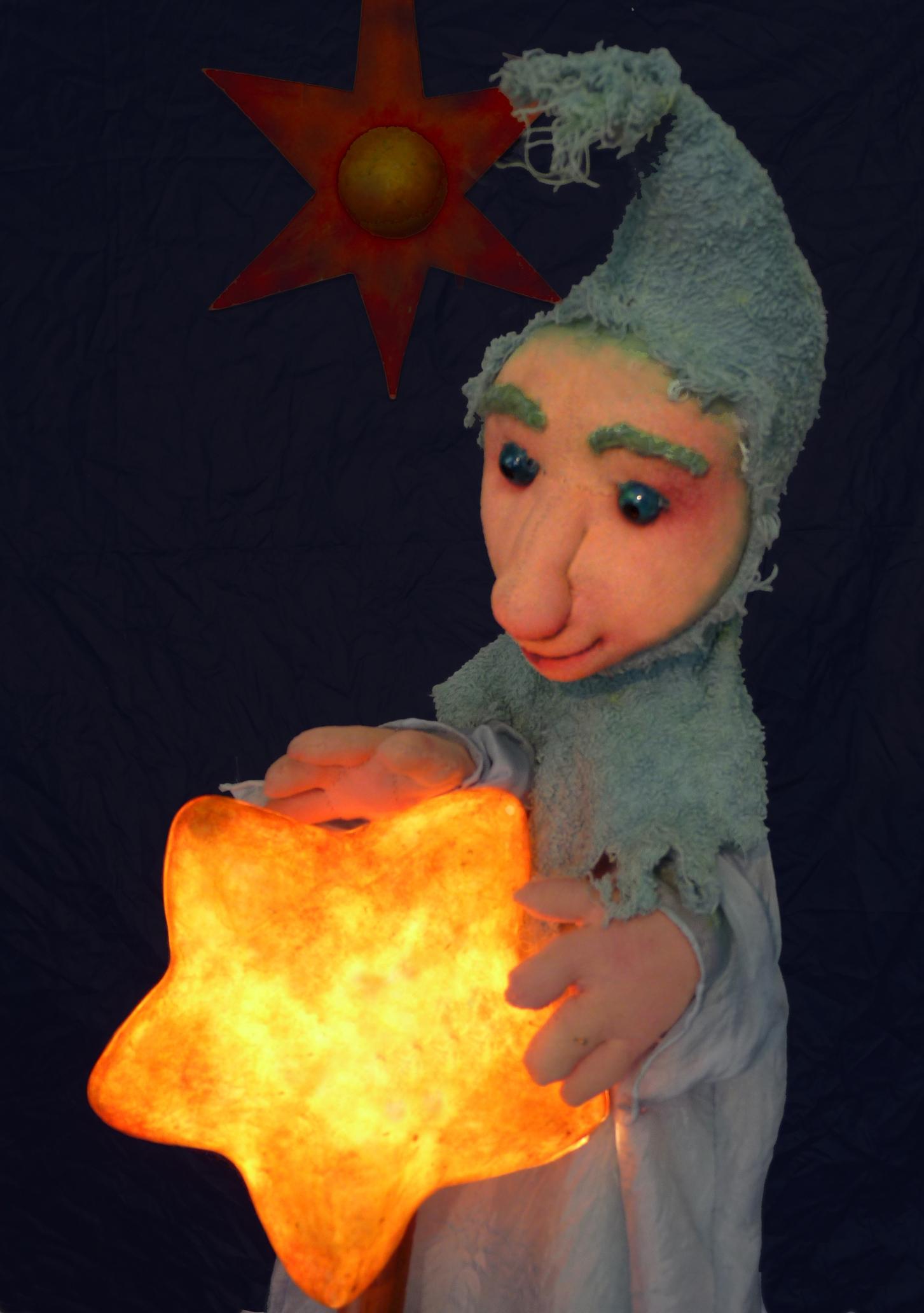 Puppentheater - Der kleine Sternenputzer