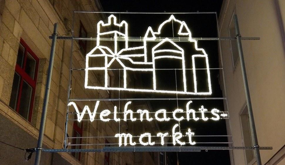 Eröffnung Weihnachtsmarkt 3