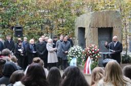 Gedenkstunde 9. November 2017 Bert Römgens