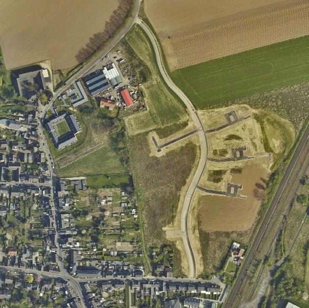 Luftbild Blausteinsweg