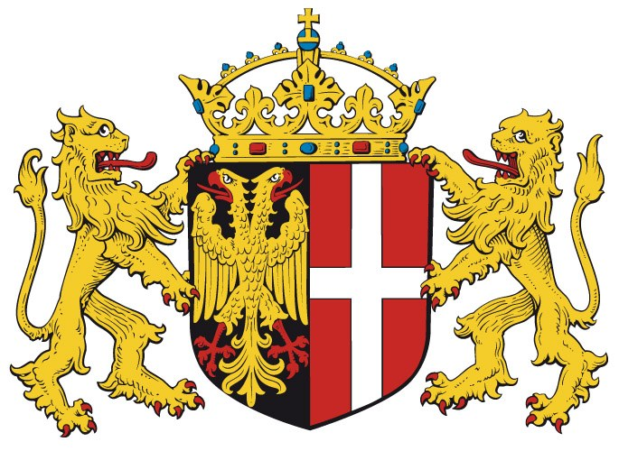 The Neuss coat-of-arms