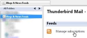RSS-Hilfe: Thunderbird #4