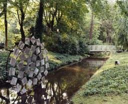 Wasserrad von G. Lilienthal, Rosengarten, 1998
