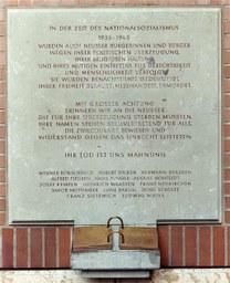 Messingbuch von Fa. Hans Dreste, Rathaus, 1993