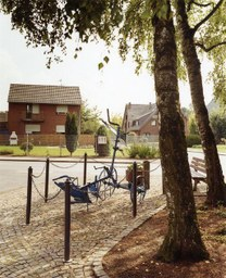Bauerndenkmal, Hochstadenstr., 2002