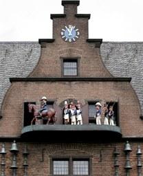 Glockenspiel, Vogthaus Münsterplatz