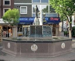 Marktbrunnen, Markt, E. Hildebrandt, 1979