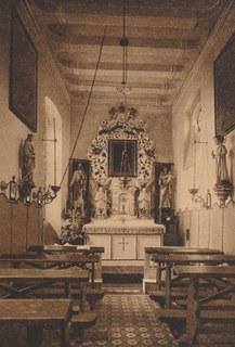 Innenraum der Obertorkapelle