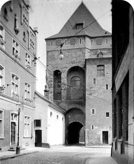 Die Oberstraße mit Obertorkapelle