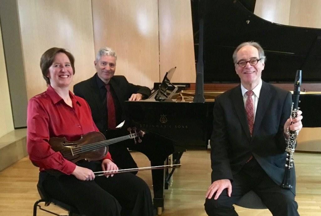Ruth-Maria Kosow, Arthur Jogerst und Wolf Burbat