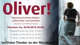 Oliver! Plakat