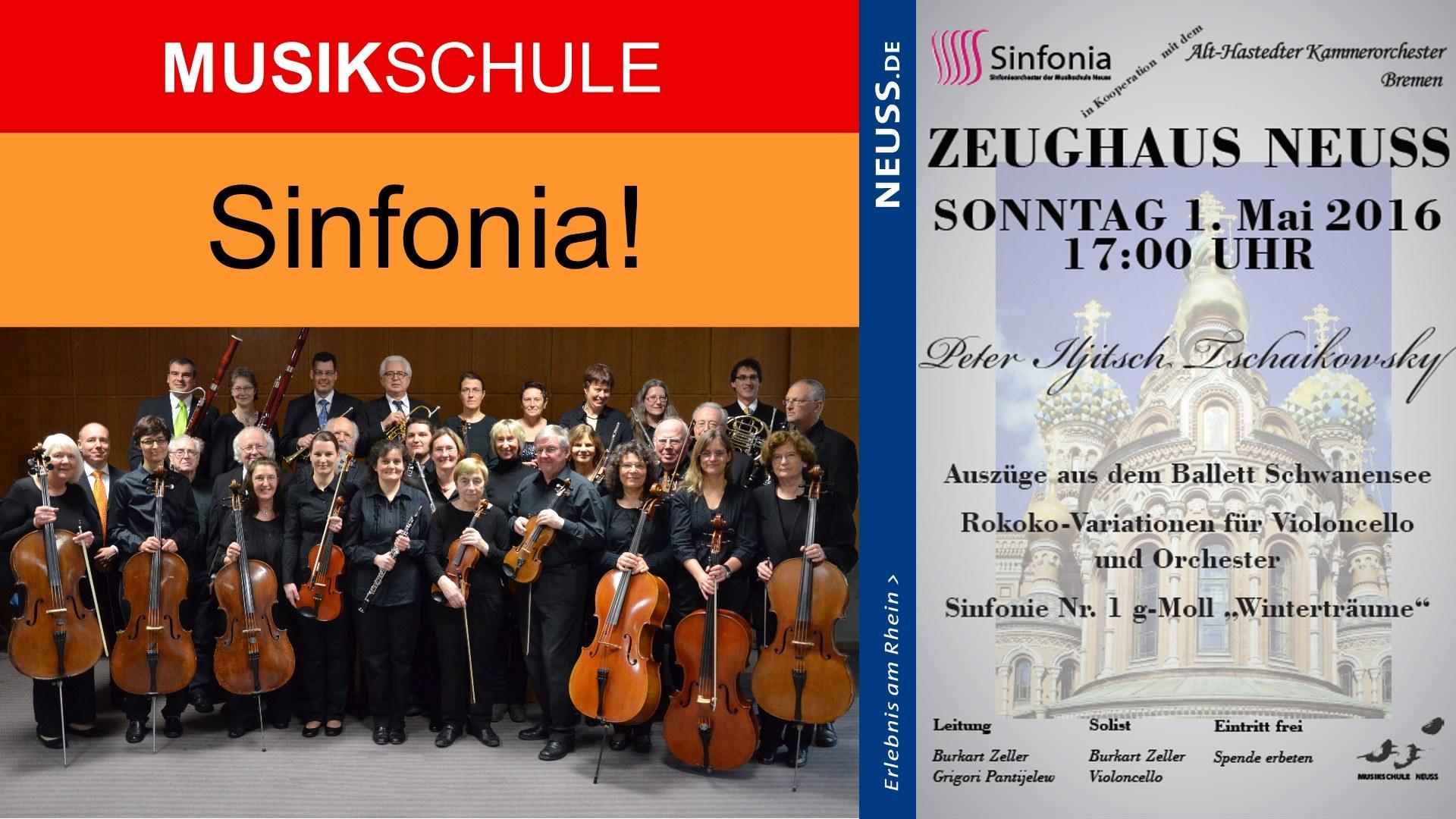 Sinfonia Plakat