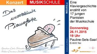 Das unverschämte Pianoforte