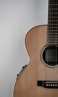 Gitarre (Hochformat)