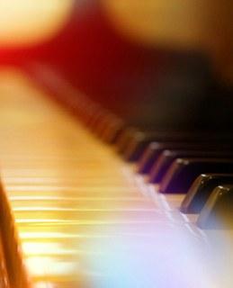 Klavier (Hochformat)