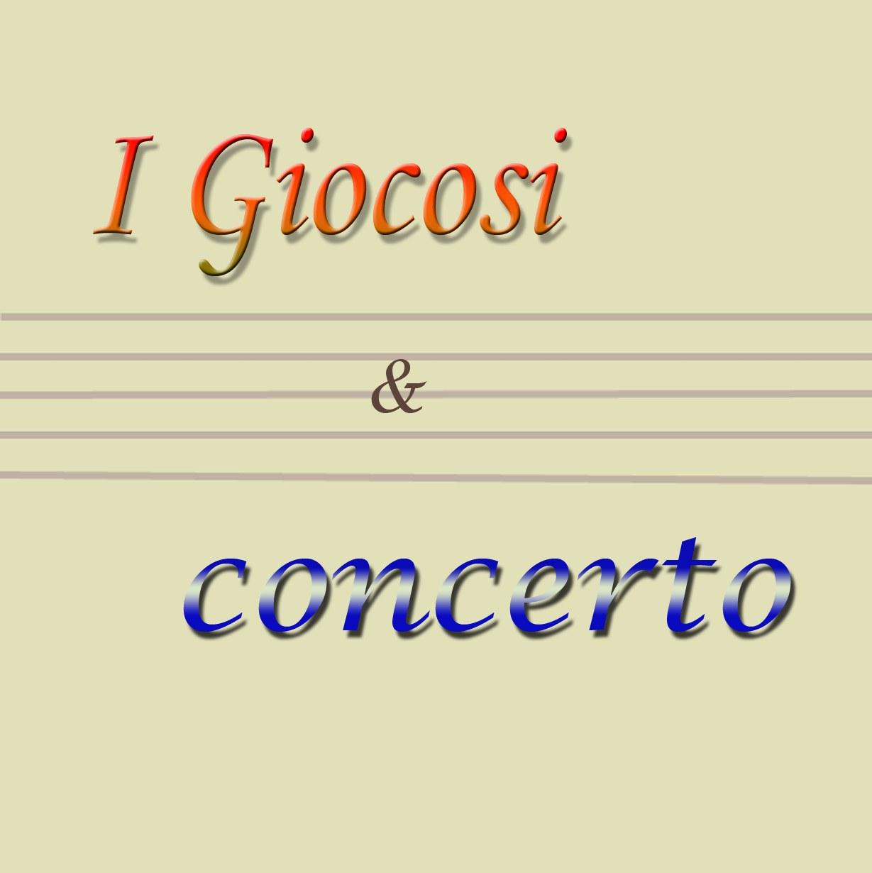 Logo »I Giocosi & Concerto«
