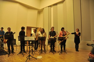 Das erste reine Jazz-Konzert im Romaneum