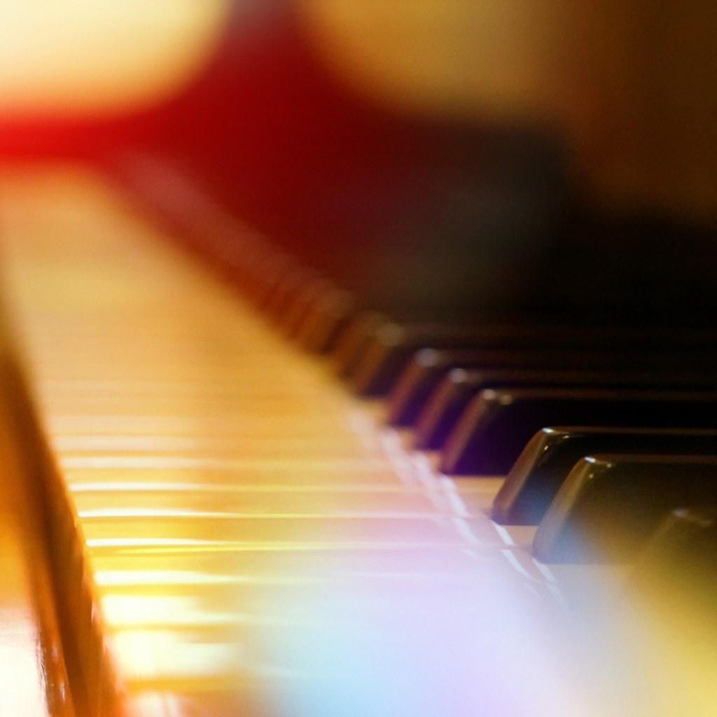 Bühne frei – Tasten und mehr