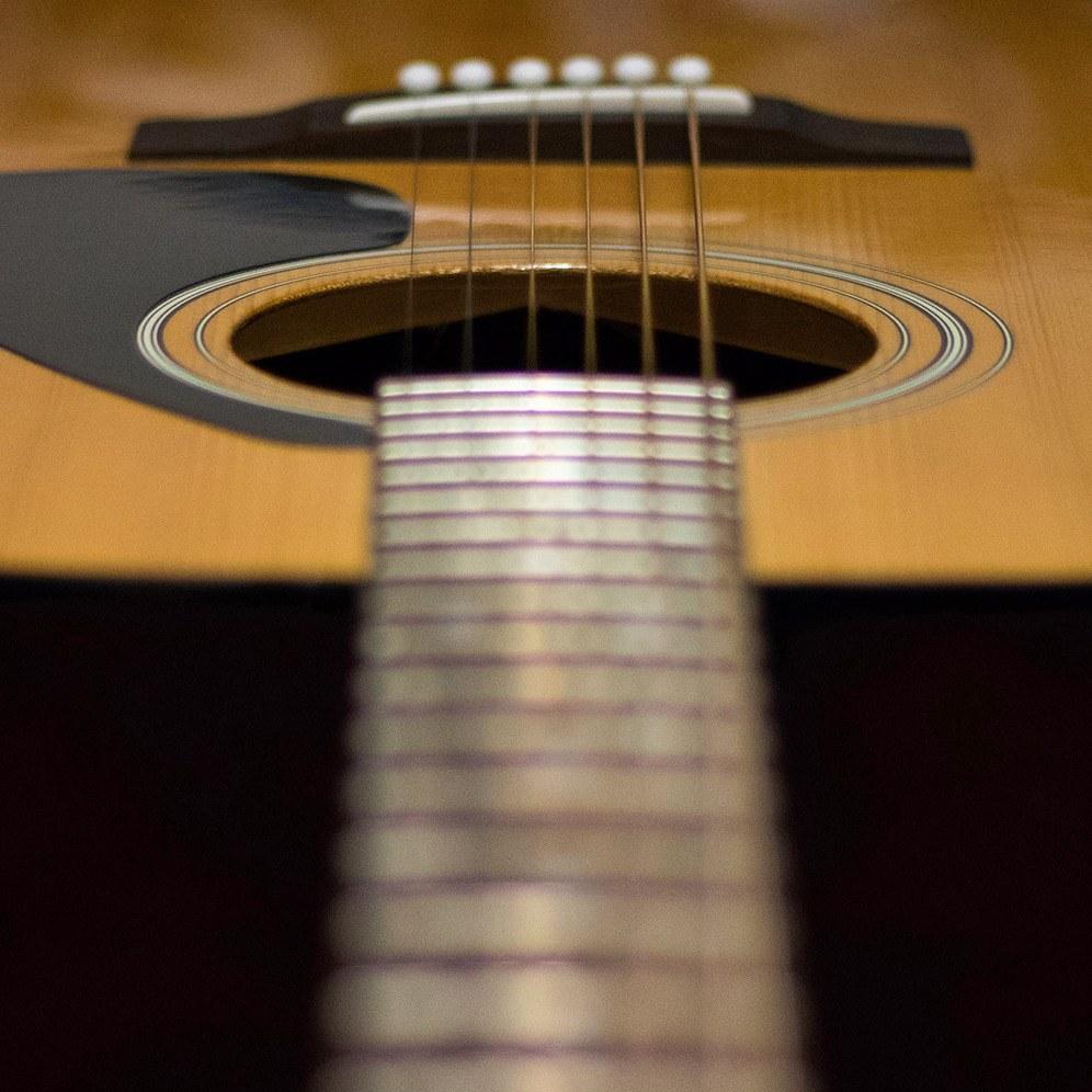 Gitarrenmusik im Romaneum