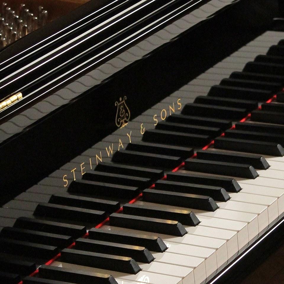 Klavier – Open Air