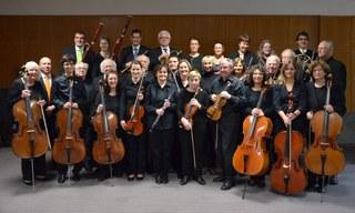 Sinfonia, das Erwachsenenorchester der Musikschule, feiert mit diesem Konzert sein 25-jähriges Bestehen.