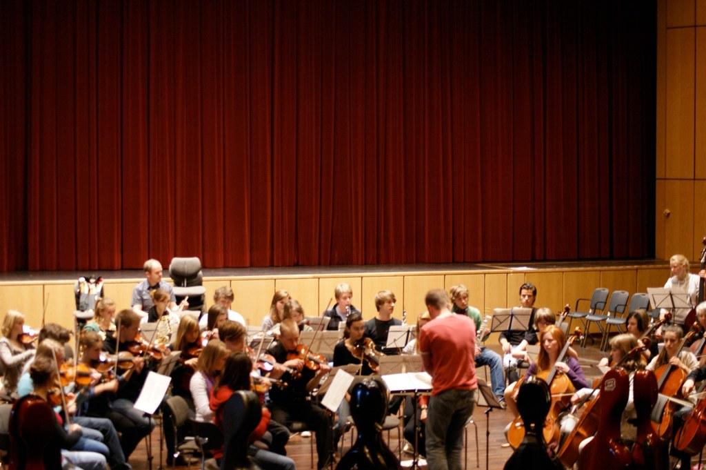 Alle auf einen Streich – Orchesterkonzert