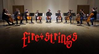 """""""Am Anfang war Johann Sebastian"""" wussten die Cellisten von fire4strings schon in einem ihrer vergangenen Konzerte zu erzählen."""