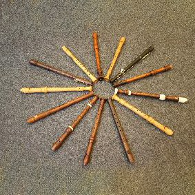 Im Kammermusikkonzert der Blockflötisten stellen wieder einige junge und erwachsene Talente mit einem vielfältigen und abwechslungsreichen Programm ihr Können unter Beweis.