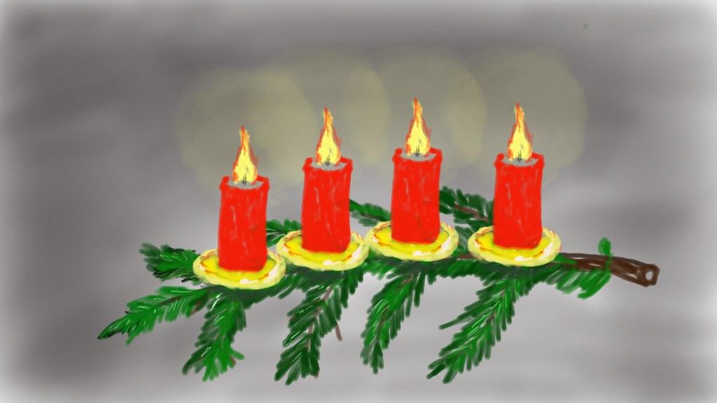 Vierter Gang durch den Advent