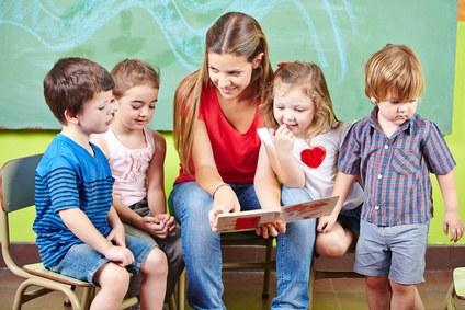Rubrikenbild: Kindertagesbetreuung