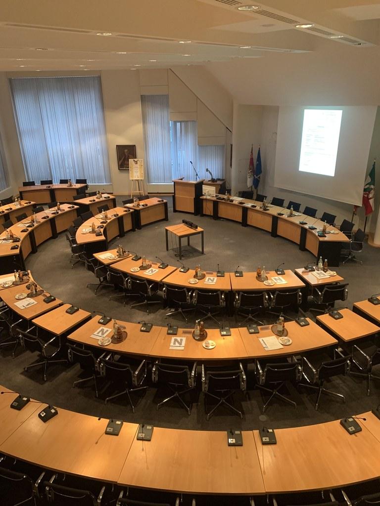 Zusammensetzung des Integrationsrates