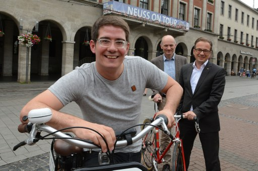"""Bikeoholiker"" von MaximNoise"