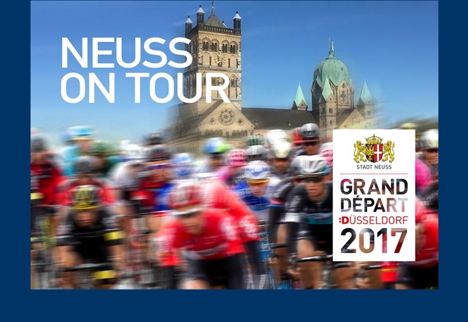 14.11.2016 - Die Tour de France 2017 in Neuss
