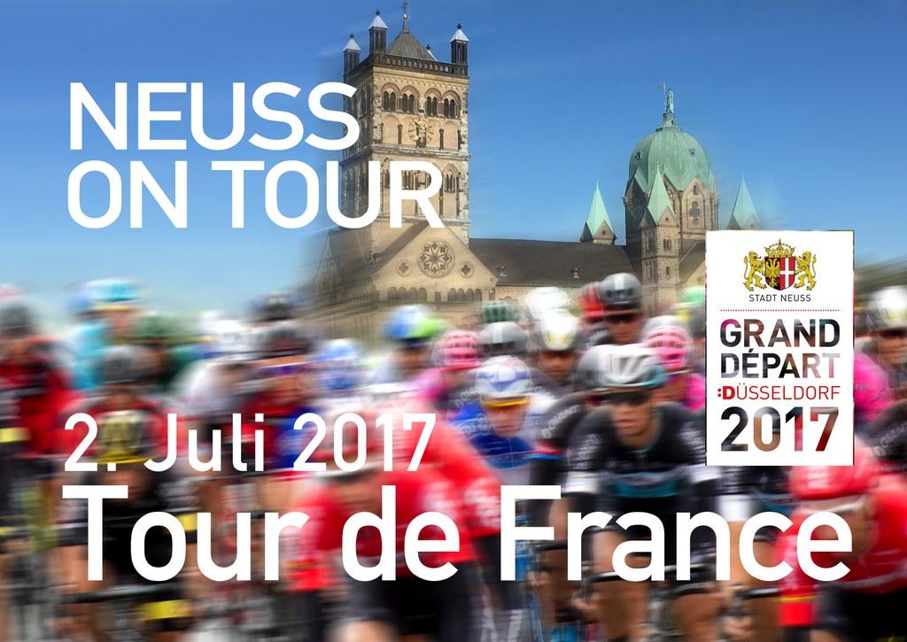 "04.07.2017 - Das war ""Le Tour"" in Neuss"