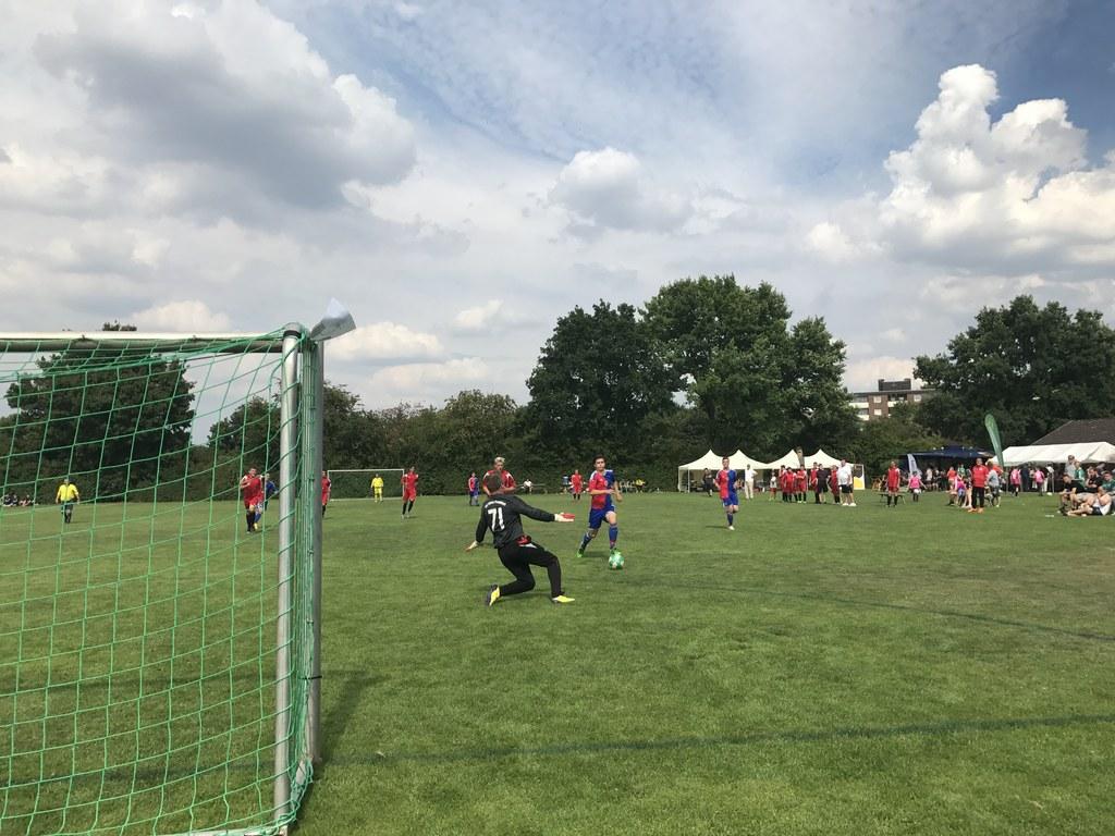 26.06.2019 - Internationales Fußball-Handicap Turnier