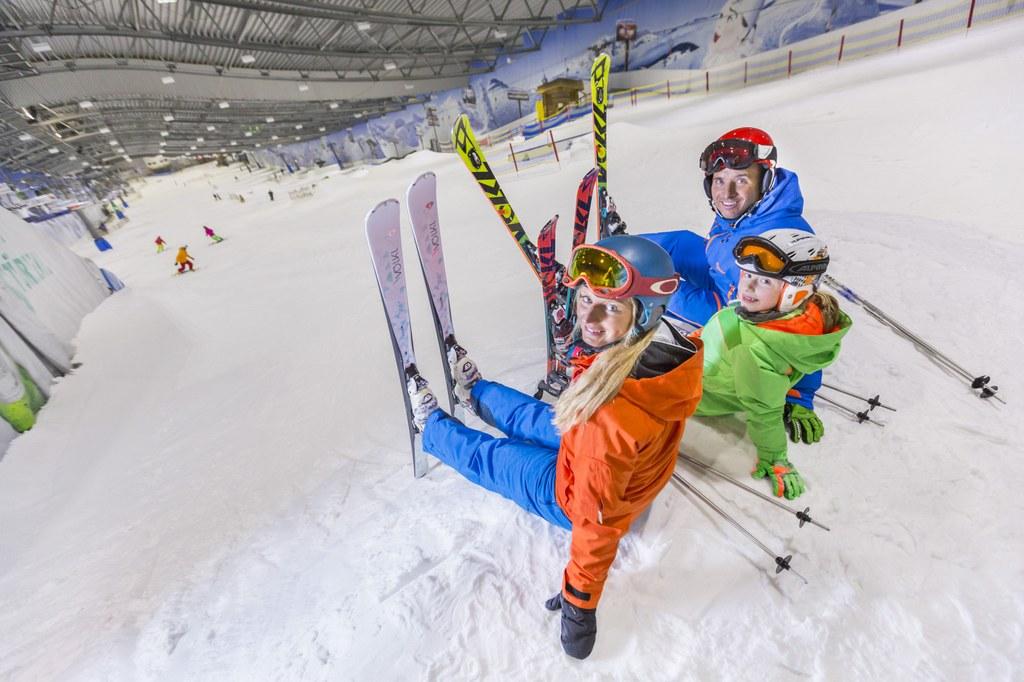 Alpenpark Neuss   Skihalle und mehr...